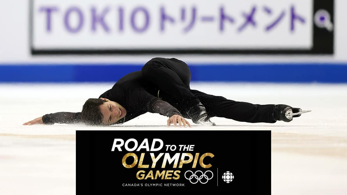 CBC Sports Late Night: Road to the Olympic Games - 2021 World Figure Skating Championships