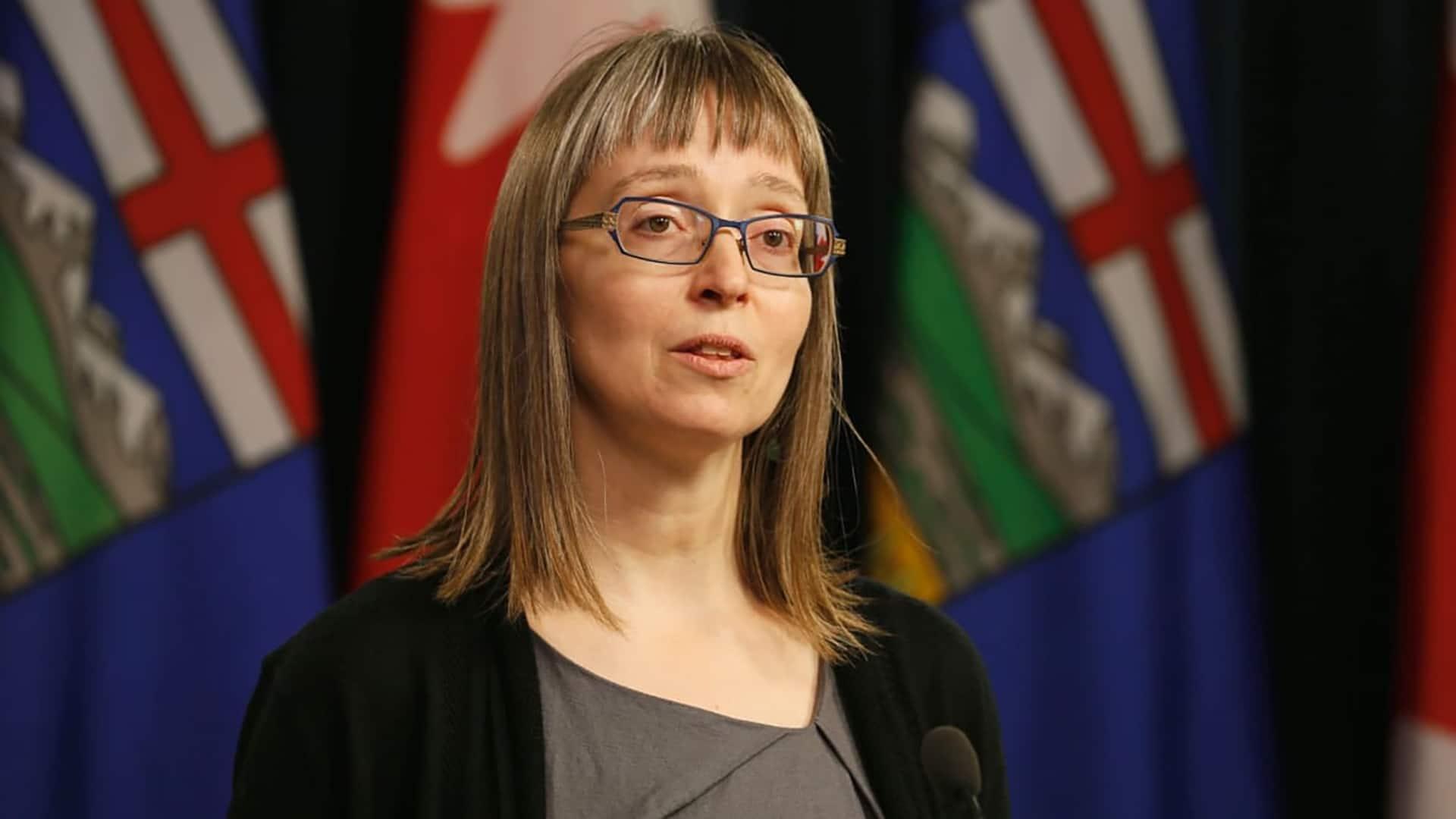 Alberta records 1,227 new COVID-19 cases, nine deaths