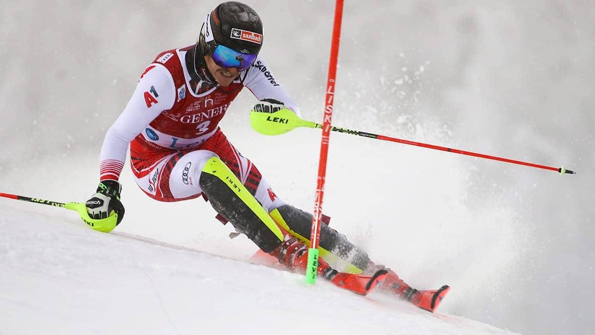 2021 World Alpine Championships on CBC: Men's Downhill - Cortina