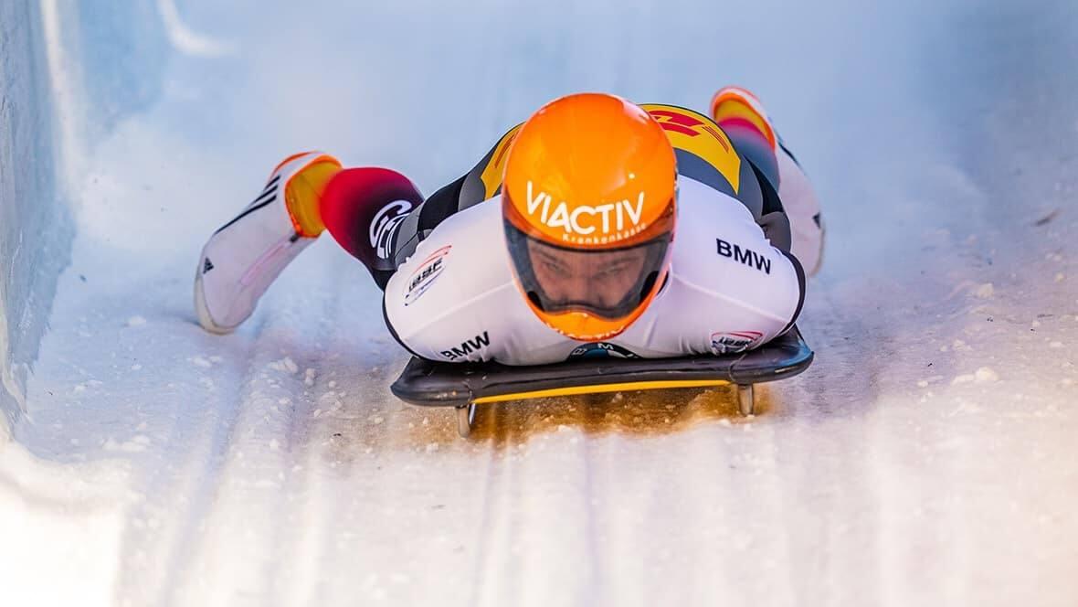 IBSF World Cup Bobsleigh & Skeleton on CBC: Men's Skeleton - St. Moritz