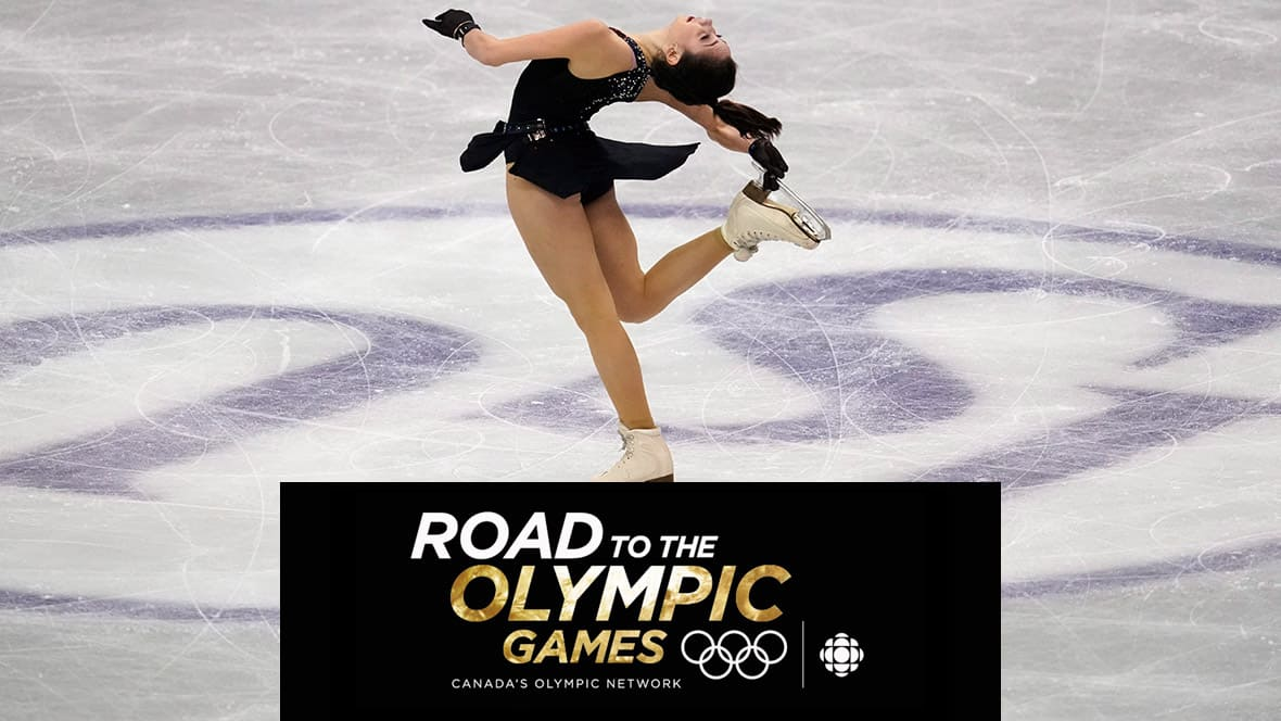 Road to the Olympic Games: 2021 World Figure Skating Championships on CBC