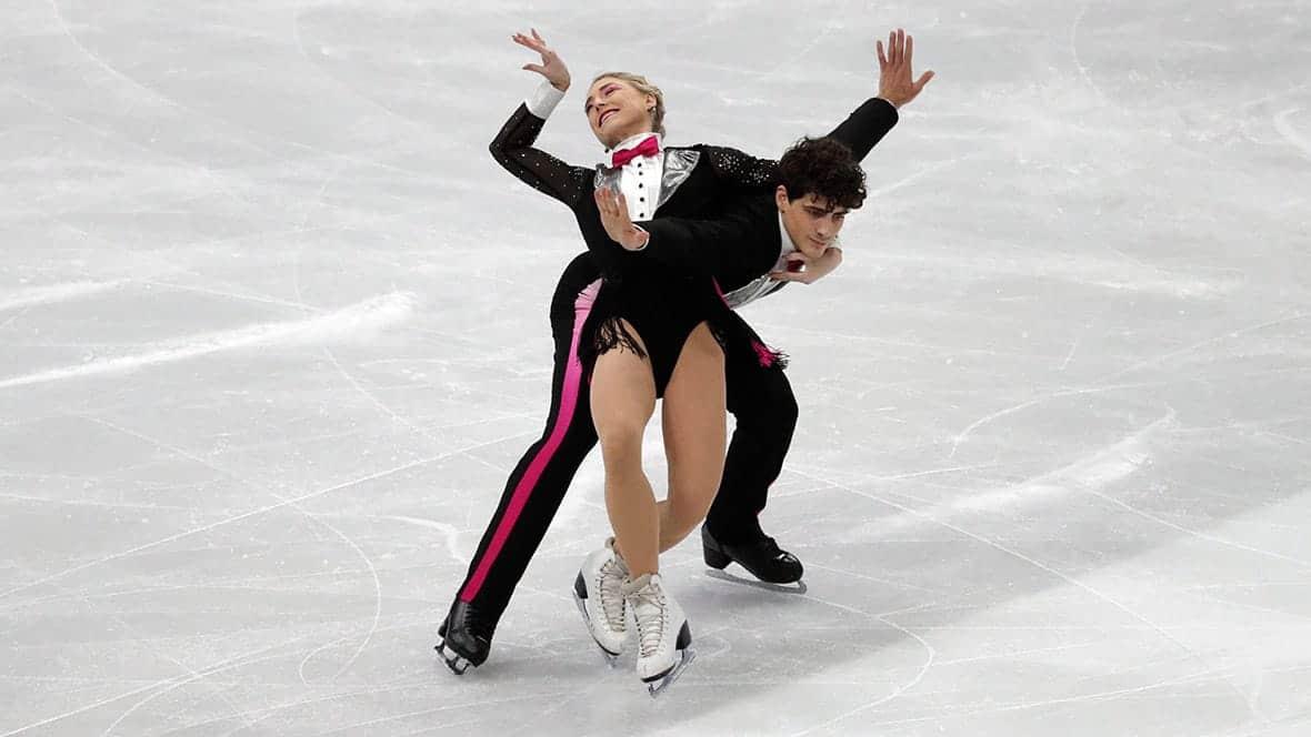 2021 World Figure Skating Championships on CBC: Ice Dance Free Dance