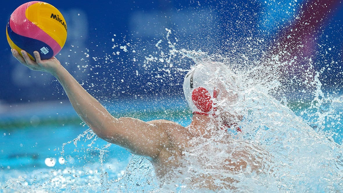 FINA Men's Water Polo Olympic Games Qualification Tournament on CBC: Canada vs Brazil - Rotterdam